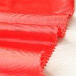 tricot in poliestere abbaglia il tessuto sportivo