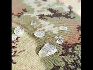 100% poliestere diversi tipi di fabbrica di tinture in tessuto twill