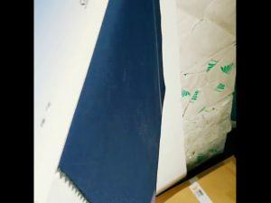 Tessuto in 100% poliestere traspirante in pvc traspirante e impermeabile per giacca da esterno