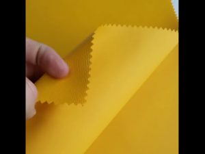 Tessuto per zaino da laminazione in PVC oxford materiale 100% poliestere