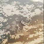Tessuto militare tattico militare della maglia di 500D nylon oxford resistente