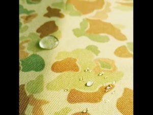 Tessuto di nylon stampato 1000 denari della fabbrica della Cina con idrorepellente