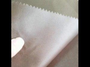 Fornitore della Cina 1680D poliestere rivestito in PU tessuto oxford per zaino