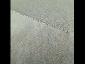 Tessuto in cotone confortevole per indumenti tessili e cotone