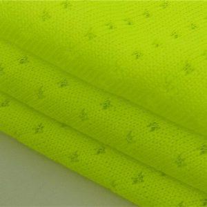 trasferimento dell'umidità orientato a basso costo / tessuto traspirante per l'umidità / t-shirt funzionale in tessuto sportivo