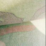 Zaini di alta qualità tessuto 1000D nylon impermeabile rivestito in tessuto PU