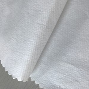 65gsm Polypropylene non woven fabric +PE for disposable protective clothing prevention of coronavirus