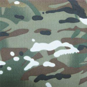 tessuto esterno in teflon impermeabile 100% poliestere impermeabile mimetico militare