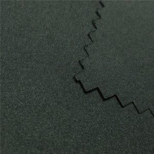 Tessuto 100% poliestere di alta qualità tessuto 1/6 di twill per giacca / cappotto / vestiti