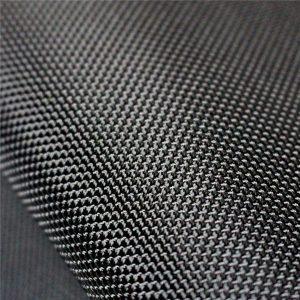 tessuto in nylon balistico rivestito in PU 1680D resistente alle forature per borse zaino