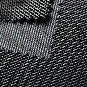 Tessuto oxford jacquard in poliestere twill 1680D con rivestimento in PU per borse