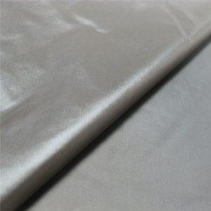 Fodera interna in nylon taffeta 190t / 210t con rivestimento in nylon