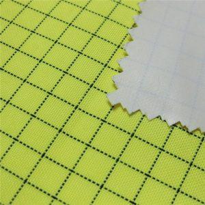 Costruisci rapidamente per ordinare un tessuto da 100 da lavoro in poliestere twill economico