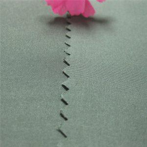 tessuto caldo pongee tessuto 100% poliestere tinto tessuto pongee 190t
