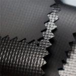 590gsm 0 44mm 1000d * 1000d 20 * 20 colore lucido pvc rivestito in tessuto di poliestere copertura del tessuto della tela cerata, copertura del camion, marquee
