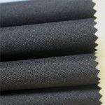 Tessuto in poliestere per abiti all'ingrosso fabbricato in fabbrica, tessuto dyde, tessuto grembiule, tovaglia, artticking, tessuto per borse, mini tessuto opaco