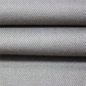 Tessuto da lavoro in tessuto ignifugo di cotone ignifugo 350gsm tessuto EN11612 FR per tuta