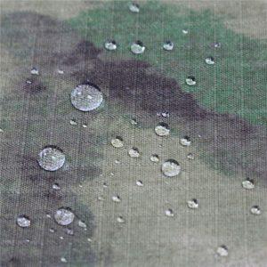 Tessuto di cotone antistrappo di stampa militare di Ripstop per l'indumento dell'esercito
