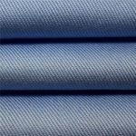 Tessuto in 100% cotone twill cardato tinto in tessuto uniforme per indumenti da lavoro