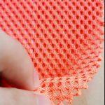 Tessuto tascone militare in maglia di maglia a maglia di ordito tricot di poliestere