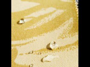 Super resistente camuffamento deserto 1000D nylon oxford tessuto spalmato PU