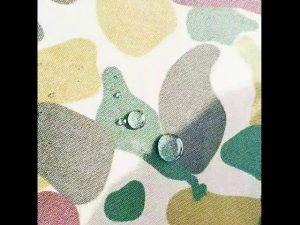 Tessuto impermeabile 1000D nylon cordura Australia camo stampato