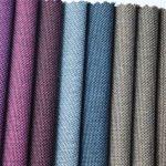 wholesale poliestere tessuto bicolore oxford per materiale borsa