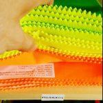 tessuto traspirante in soffice poliestere spandex softshell