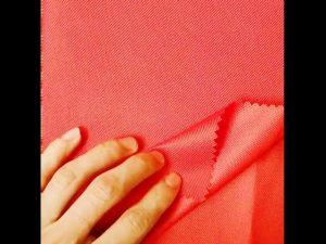 tessuto in tessuto di cina all'ingrosso 100% poliestere tessuto oxford pu per zaino da tenda