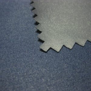 tessuto traspirante in twill super poly resistente per tute da pista