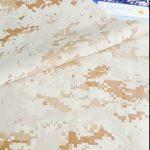 tessuto mimetico di buona qualità 100% nylon tessuto militare sicurezza d'uso