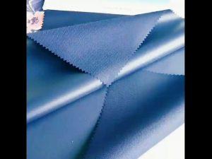 tessuto della giacca russa dell'uniforme militare della massa del nylon di eco della tintura di shanghai